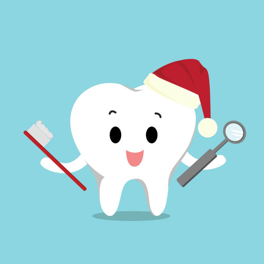 6 Holiday Healthy Teeth Tips